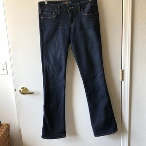 Lucky Brand Lola Bootcut Jeans Size 8 Gently Used